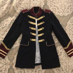 Zara Band Jacket